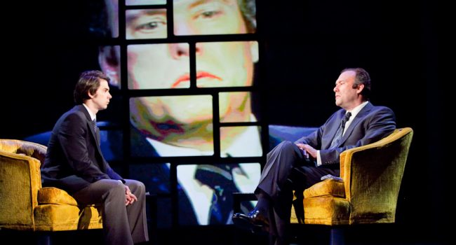 """Frost/Nixon"" Portland Center Stage"