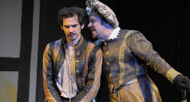 """Shakespeare's Slave"""